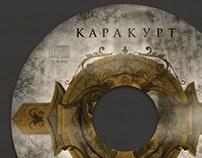 """Cover for Russian Alternative Group """"Karakurt"""""""