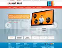 ICEMD ESIC - Website