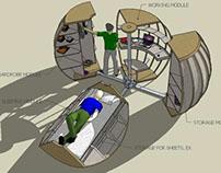 Mobile  Room - Fiore