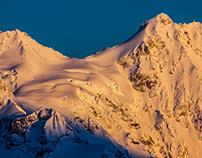 400 mm. Alps