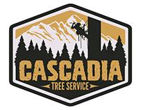 Cascadia Tree Service Branding