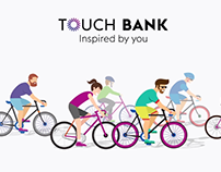Touch Bank Animated Presentation