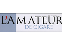 L'AMATEUR DE CIGARE _ AVRIL 2012