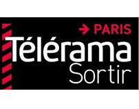 TELERAMA SORTIR _ JUILLET 2012