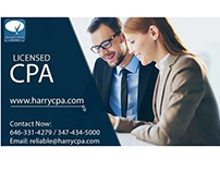 Establish Business Credentials with Professional CPA NY