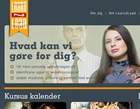 Webpage, Lern2Lead