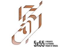 5x55 CD pack