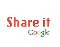 "Google ""Share it"""