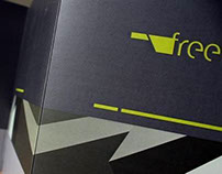 FREEFRAME Brand and Print