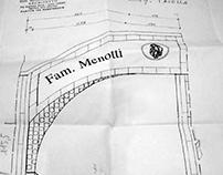 Tomba Menotti | Committenza privata