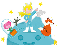 Petit Prince Characters