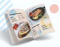 ZEFIR | Karaoke restaurant menu