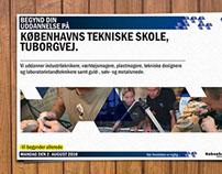 Work for Copenhagen Technical School