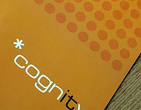 Cognity printed brochure
