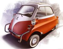 Iconic minicars