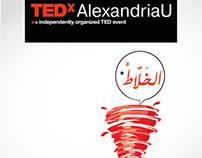 TEDxAlexandriaU - Saloon الخلاط