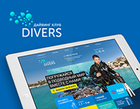 Divers Team — Dive Center