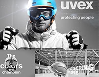 Uvex Evolution