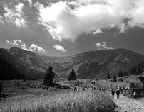Tatra Mountains - B&W Photographs
