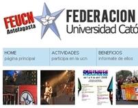 Federación de estudiantes de la UCN