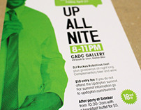"""Up all """"NITE"""""""