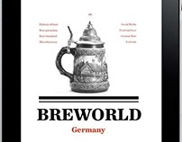 BreWorld - Ipad Magazine