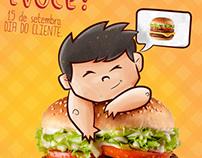 QG Jeitinho Caseiro (Dia do Cliente)