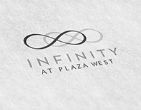 Infinity at Plaza West Logo