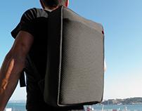 COMBOLAP ADR laptop backpack