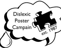 Dislexic Poster Campain