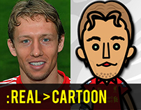 From Real To Cartoon