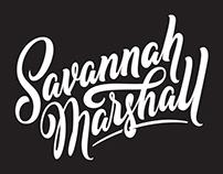 Savannah Marshall Logotype