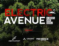 ELECTRIC AVENUE // E-BIKES ARE COOL