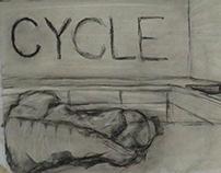 Charcoal Animation: Cycle