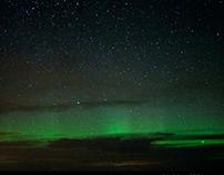 Holy Island Aurora