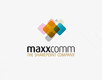 maxxcomm technology - Visual Identity