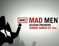 Mad Men Season 5 Commercial Promo