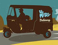 La Mere Delivery Campaign