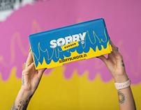 SORRY® Burger | Branding
