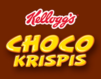 Choco Krispis Packaging