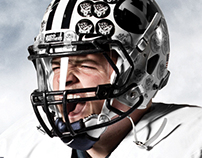 2012 BYU Football Posters
