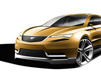 Seat TL-x. Autobild.es Competition 2012