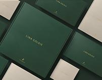 Lina Goldie - Branding