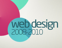 Various Web Designs