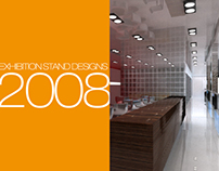 EXHIBITION STAND DESIGNS_2008
