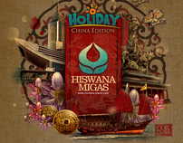 Hiswana Migas Goes to China