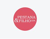 Logo Pestana & Filhos