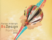 2010 Bs design Book Cover