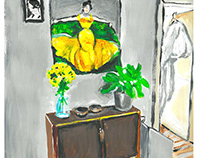 A C R Y L I C / Home / My entryroom