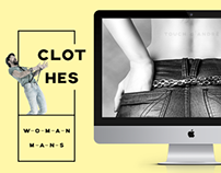 Online Store. Web-site